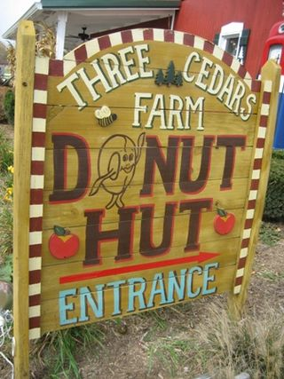 The donut hut