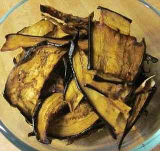 Eggplant Jerky bowl