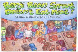 Benji bean sprout