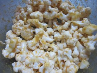 Couliflower popcorn