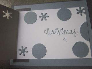 Christmas card 3 first flap