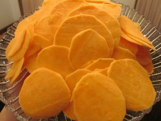 Sweet potatoes_sliced