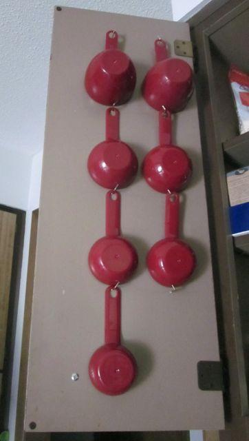 Hanging Measuring Cups