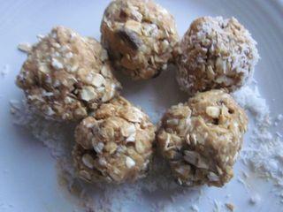 No bake peanut butter cookie dough