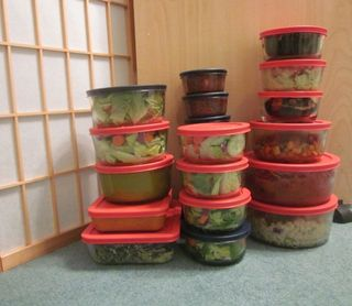 Challenge food prep