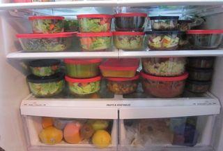 Challenge fridge