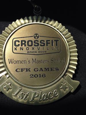 Finally a Medal